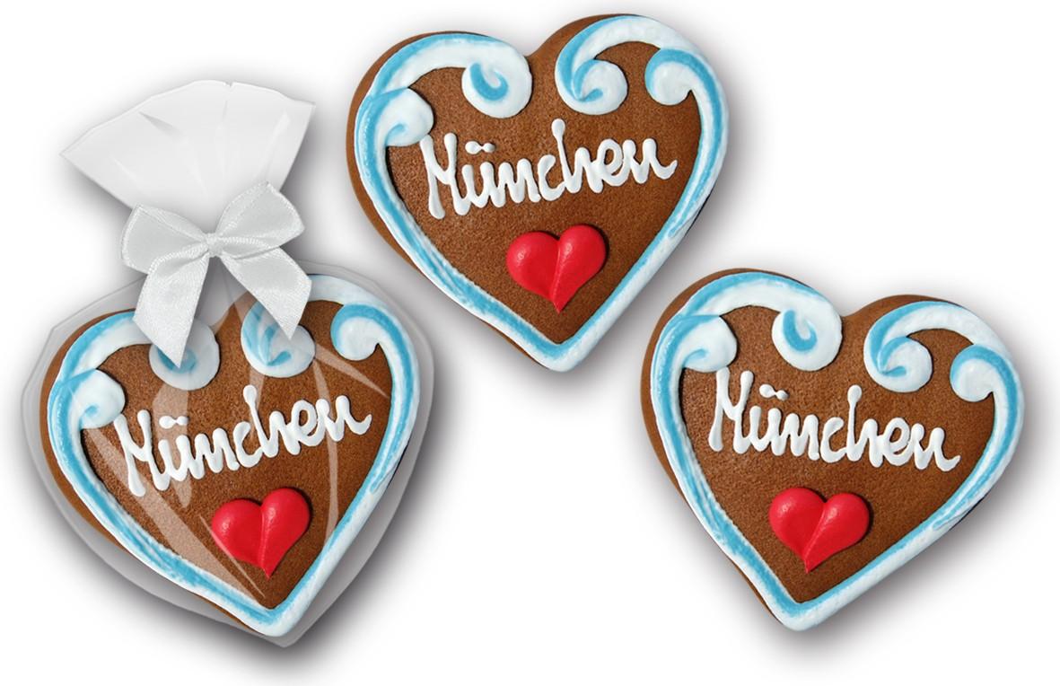 Lebkuchenherz München